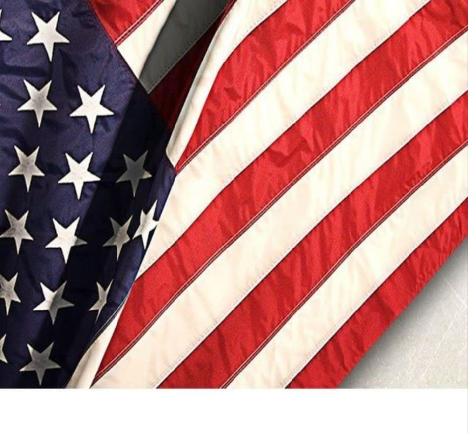 Flag pic for Early Voting
